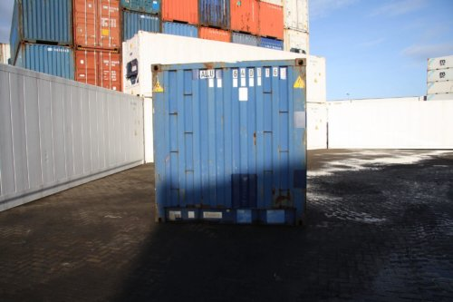 20FT Flatrack Fixed-End container 02