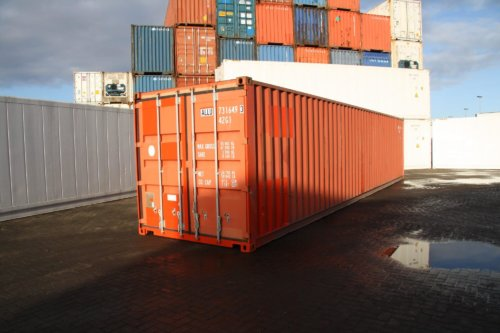 40FT Zeecontainer A-Kwaliteit 01