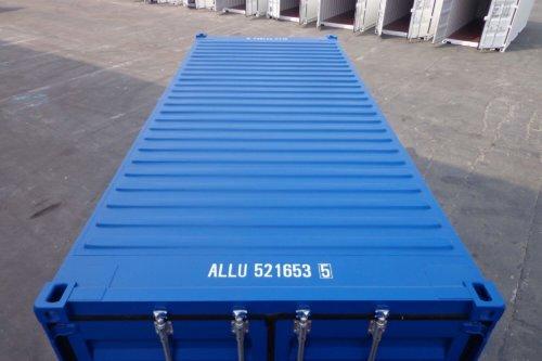 20FT Zeecontainer Dry Van 04