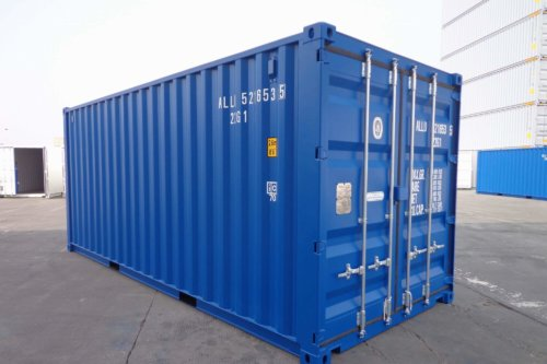 Shipping containers for sale - 20ft dry van container