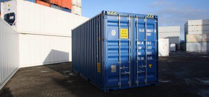 Zeecontainers in België kopen? Alconet levert zeecontainers in Antwerpen, Oostende en Zeebrugge. Vraag een offerte aan voor zeecontainers in België.
