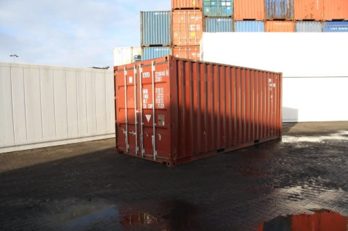 20FT Zeecontainer A-Kwaliteit 03