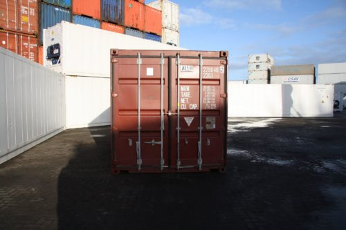 20FT Zeecontainer A-Kwaliteit 02