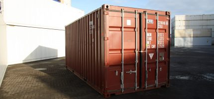 20FT Zeecontainer A-Kwaliteit 01