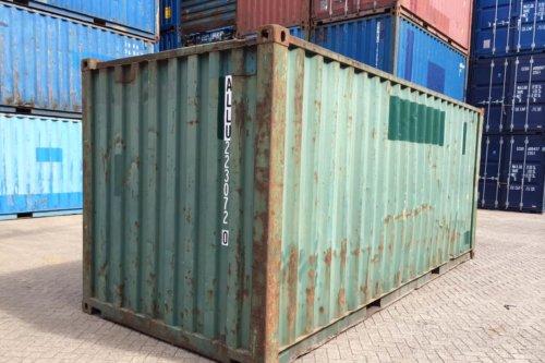 20FT Zeecontainer B-Kwaliteit 02