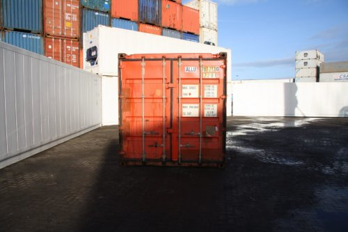 20FT Original Open Top container 02