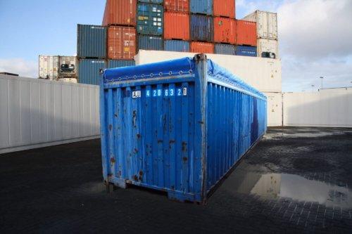 40FT Original Open Top Container 02