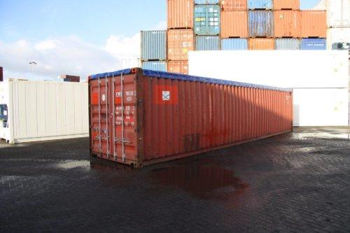 40FT Rebuild Open Top Container 03