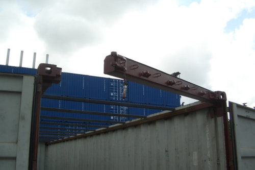 40FT Rebuild Open Top Container 04