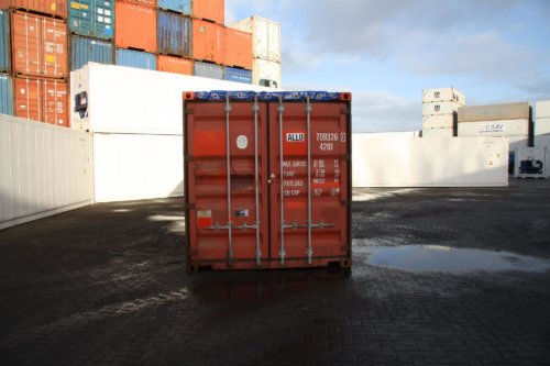 40FT Rebuild Open Top Container 02
