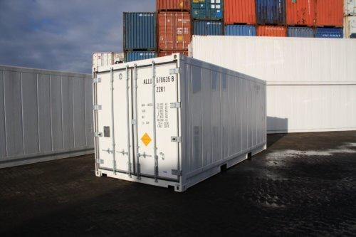 20FT Reefer Container gebruikt 01
