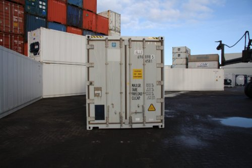 40FT Reefer Container High Cube 01