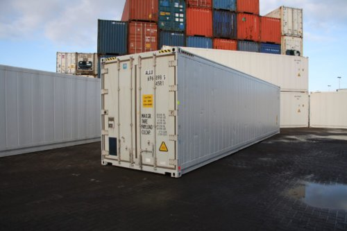 40FT Reefer Container High Cube 03