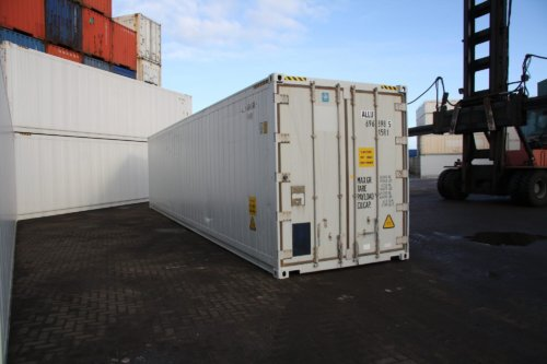 40FT Reefer Container High Cube 04