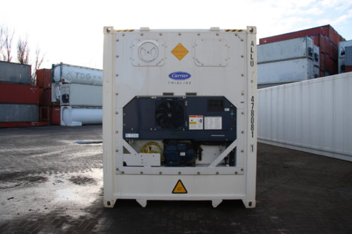 40FT Reefer Container High Cube Nieuw 01