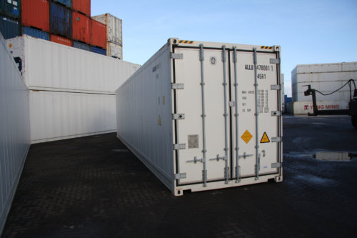 40FT Reefer Container High Cube Nieuw 02