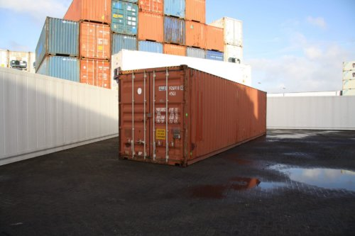 40FT Zeecontainer B-Kwaliteit 01