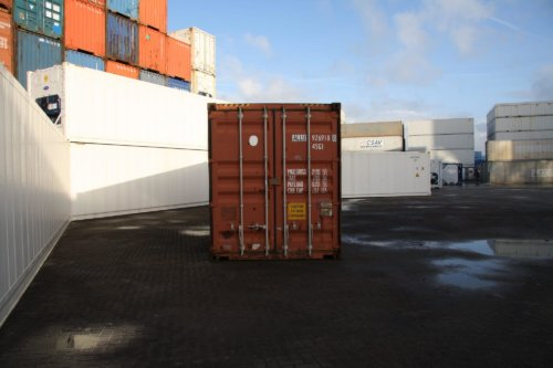 40FT Zeecontainer B-Kwaliteit 03