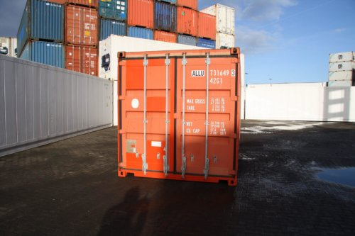40FT Zeecontainer A-Kwaliteit 02