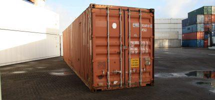 40FT Zeecontainer B-Kwaliteit 02