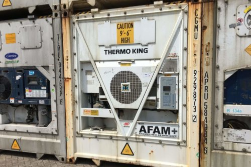 Thermo King Reefer Unit 03
