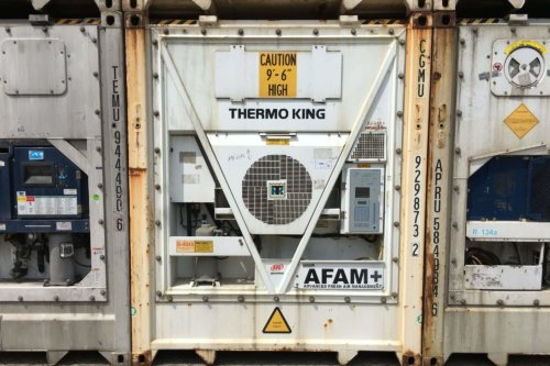 Thermo King Reefer Unit 02