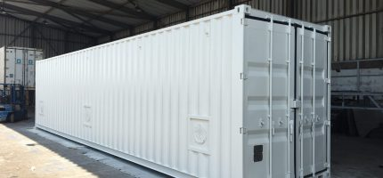 Buffercontainer - Alconet Containers