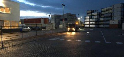 gereedmaken depot theemsweg