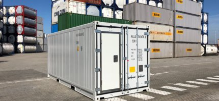 Alconet kan alle types containers ombouwen