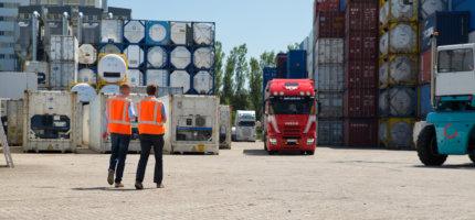 Brexit economisch voordelig voor Rotterdam, maar nadelig voor transportsector