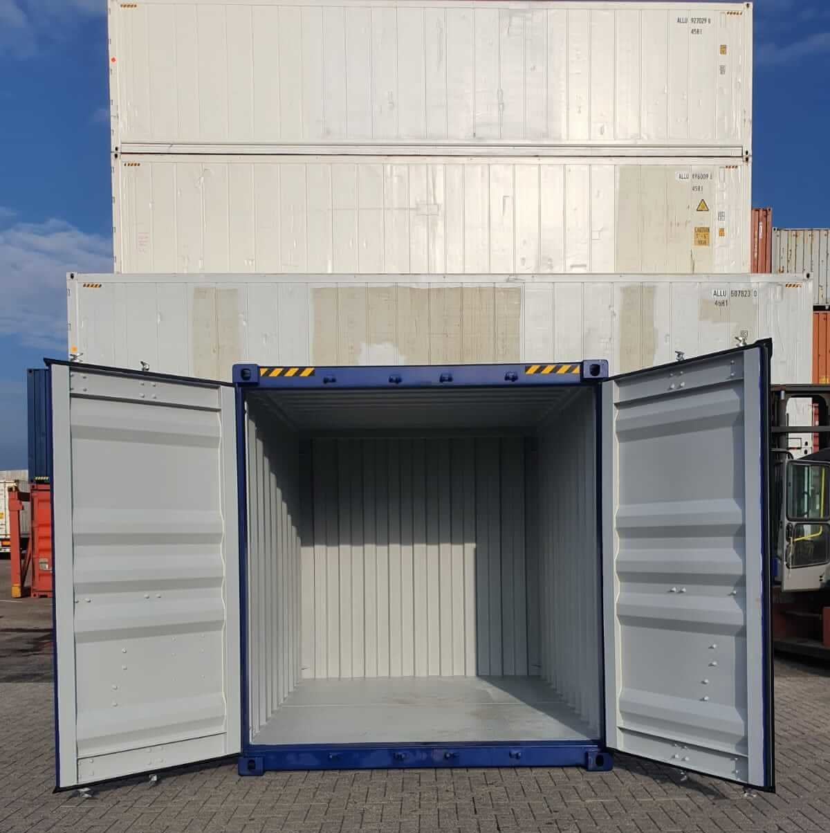 aanbod 10FT containers